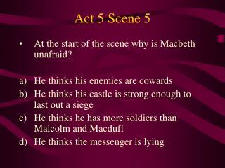 Act 5 Scene 5