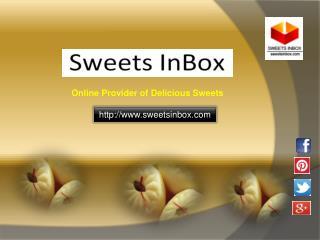 sweetsInbox | Pune sweets online | chitale bandhu sweets