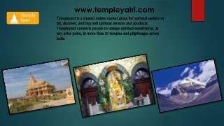 Templeyatri Package