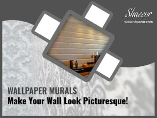 Wallpaper Mural in Vancouver – Personalise Your Space!