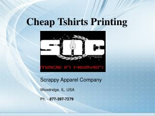 Top Quality Prints With Cheap Tshirts Printing