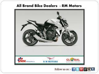 All Brand Bike Dealers  - RM Motors