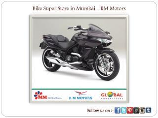 Bike Super Store in Mumbai - RM Motors