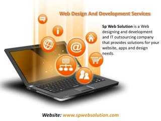 Get Best Web Design And Development Services