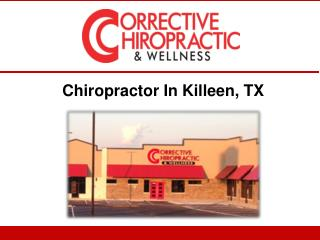 Chiropractor in Killeen, TX