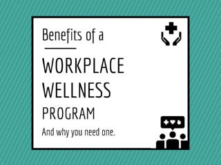 Why Companies Should Follow Wellness Program At Workplace