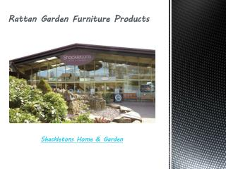 Rattan Garden Furniture Products