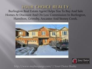 Burlington Homes