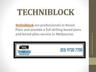 Techniblock Pvt Ltd.
