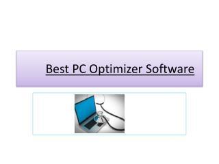 Best PC Optimizer Software