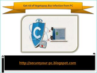 How To Remove Vegetapop.B27