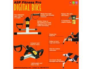 Digital Fitness Pro Bike