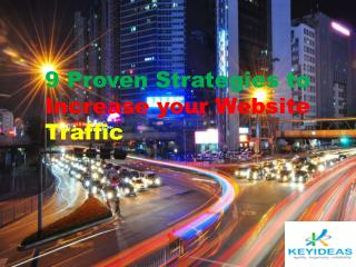 Tips to boost your website traffic
