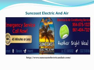 Air Conditioning Service, AC, Electrical Repairs and Work De