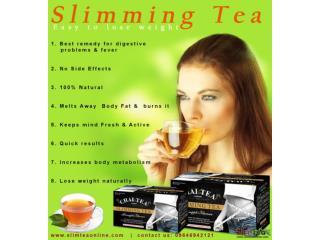 Adopt Slimming Herbal Tea Habit & Lose Weight Naturally
