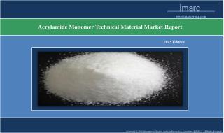 Acrylamide Monomer Market Report   Prices, Trends