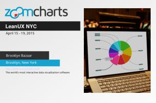 ZoomCharts for LeanUX NYC in Brooklyn New York
