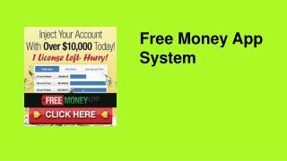 Free Money App