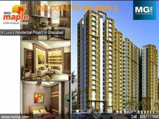 MGI MAPLE Best Apartments In Ghaziabad