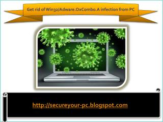 How To Remove Win32/Adware.OxCombo.A