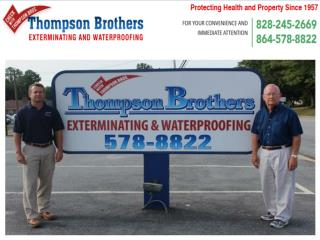 Waterproofing Contractor Greenville