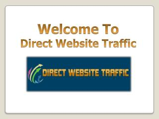 Direct Website Traffic