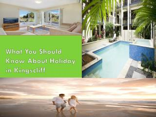 What You Should Know About Holiday in Kingscliff