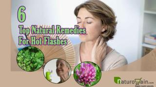 Top Natural Remedies For Hot Flashes To Make Better Health