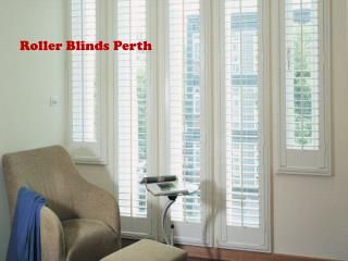 Roller Blinds in Perth