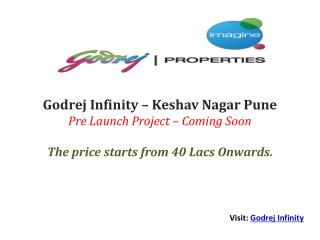 Godrej Infinity New Launch Ring @ 9168215551