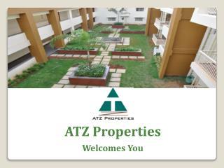 ATZ Estrella Residential Apartments in Whitefield Bangalore