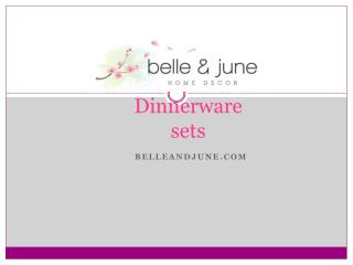 Centerpiece Bowls - BelleandJune.com