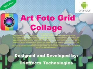 Art Foto Grid Collage - Photo Grid