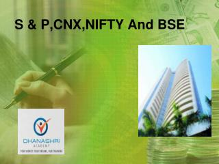 Vision of Bombay Stock Exchange