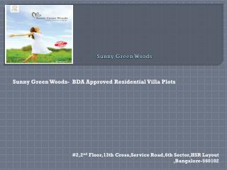 Comfort Convenience & Lifestyle @ Sunny Green Woods