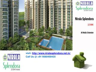 Nirala Splendora