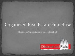 Franchise business offer in Hyderabad city