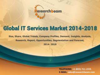 Global IT Services Market 2014-2018
