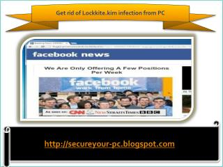 How To Remove Lockkite.kim