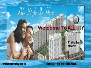 Apartments in Greater Noida West