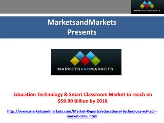 Education Technology Market