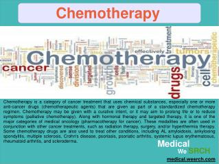Chemotherapy side effects on the Body
