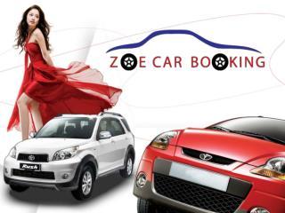 Online Car Booking in Jakarta