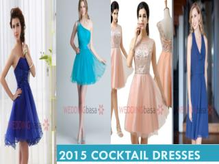 2015 Cocktail Dresses