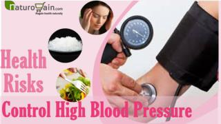 How To Control High Blood Pressure Naturally With Herbal Pil