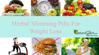 Natural Herbal Slimming Pills For Weight Loss