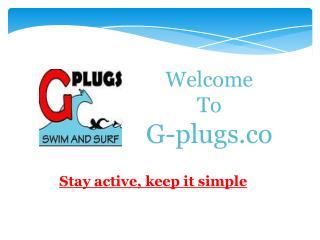Waterproof Earplugs For Swimming