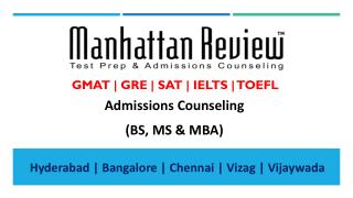 GRE Coaching In Hyderabad,GRE Training In Hyderabad