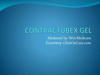 Contractubex gel at Best Price