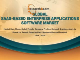 Global SaaS-based Enterprise Applications Software Market Si